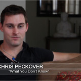 Chris Peckover:  What You Don't Know