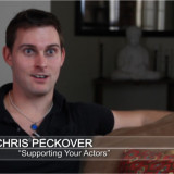 Chris Peckover:  Supporting Your Actors
