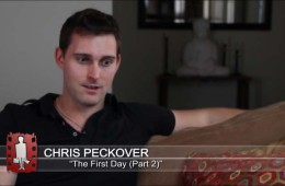 Chris Peckover:  The First Day – Part 1